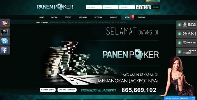 Mengenal Situs Taruhan Resmi Panenpoker Online