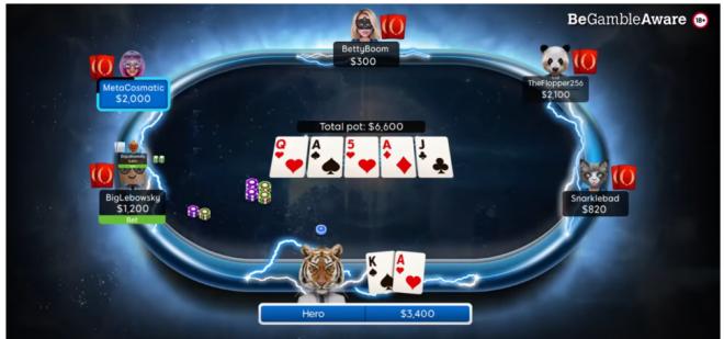 Memenangkan Permainan di dalam Situs Pokerace99